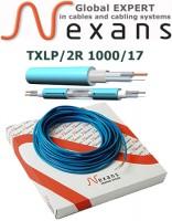 Двужильный кабель NEXANS TXLP/2R 1000/17