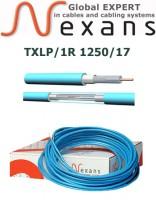 Одножильный нагревательный кабель Nexans TXLP/1R 1250/17