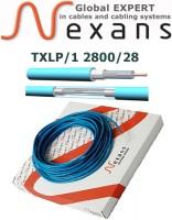 Одножильный нагревательный кабель NEXANS TXLP/1 2800/28