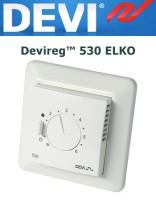 Терморегулятор Devireg™ 530 ELKO с датчиком пола