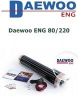Daewoo ENG 80/220 Вт/м, ширина 0,8м