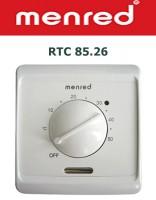 Терморегулятор Menred RTC 85.26