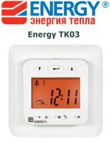 Терморегулятор программируемый Energy TK03