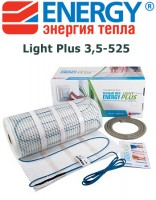 Теплый пол Energy Light Plus 3,5-525