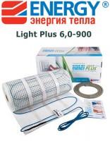 Теплый пол Energy Light Plus 6,0-900