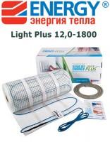 Теплый пол Energy Light Plus 12,0-1800
