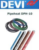 Нагревательный саморегулирующийся кабель Pipeheat DPH-10  (1 погонный метр)
