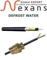 Саморегулирующийся нагревательный кабель DEFROST WATER