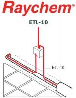 Кабель Raychem ETL-10 для обогрева труб 10Вт/м при 5°C