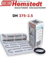 Двужильный мат Hemstedt DH 375-2.5