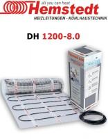 Двужильный мат Hemstedt DH 1200-8.0