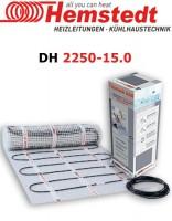Двужильный мат Hemstedt DH 2250-15.0