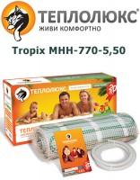 Теплый пол Теплолюкс Tropix МНН-770-5,50
